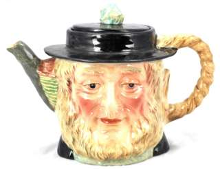 VTG Beswick Ware England Peggotty Teapot 24oz Toby