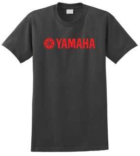 Yamaha Motorcycle Racing T Shirt Tee Fiat R6 FZR