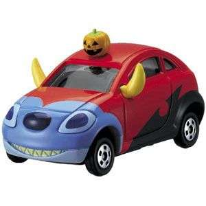 Stitch Halloween Diecast Limited Tomica Disney Motors