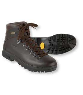 Mens Gore Tex Cresta Hikers, Leather Hiking Boots   at