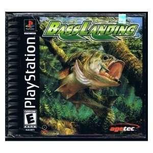 Bass Landing PlayStation Game Video Games
