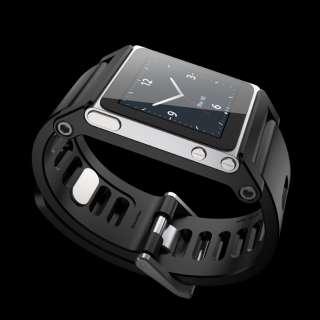 Lunatik Black TikTok Apple iPod Nano 6th/7thgen watch band USA