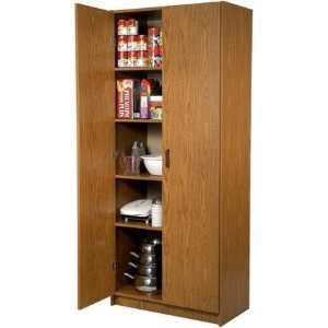 Cupboard Kitchen Pantry Canned Goods Storage Cabinet Wooden