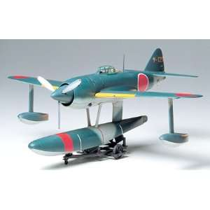 Tamiya 1/48 Kawanishi N1K1 Kyofu Type 11 Aircraft Kit Toys & Games