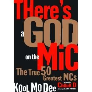 on the Mic The True 50 Greatest MCs [Paperback] Kool Moe Dee Books