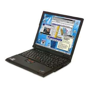 com IBM THINKPAD T23 Wireless Laptop Computer with intel pentium III