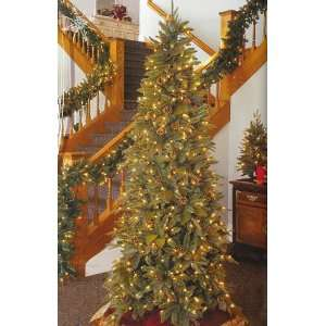 9 Green River Spruce Pre Lit Artificial Christmas Tree