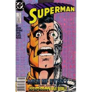 Superman, #20 (Comic Book) Doom in the Heartland JOHN