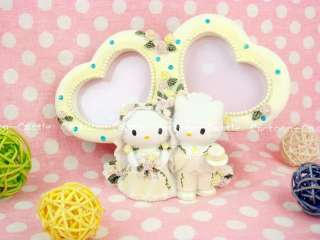 Hello Kitty&Daniel Heart Photo Frame Picture Display 27