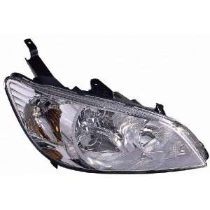 HONDA CIVIC COUPE/SEDAN/HYBRID 04 05 HEADLIGHT PAIR SET