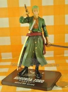 Neu ANIME MANGA One Piece ZORRO ZORO Figure Figur Hca,15cm 170