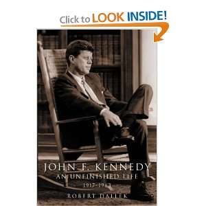 John F. Kennedy (9780713997378): Robert Dallek: Books