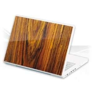 (weiss)   wood 2 Laptop Notebook Decal Skin Sticker Electronics