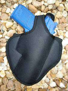 PANCAKE BELT SLIDE GUN HOLSTER 4 S&W SIGMA 9 40 V VE E