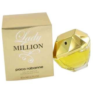nib) / Lady Million / Paco Rabanne / 2.7 oz / W / EDP SPRAY