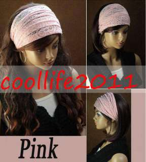 Fashion Girl Women Head Hair Band Headwrap Headband