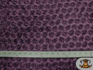 affea Small UBE Rosee Fabric / 58 60 Wide / Sold by he yard