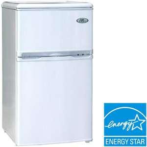 Double Door Refrigerator & Freezer, Sunpentown Energy Star Mini Fridge