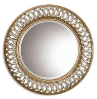 entwined round wall mirror what a gorgeous contemporary mirror crafted