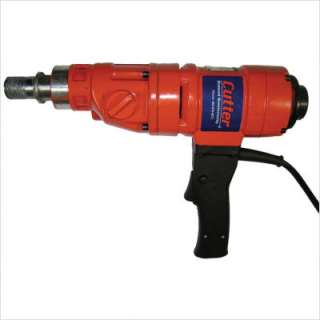 Hand Held Electric Core Drill w/ Optional Diamond Tipped Core Bit HD 1