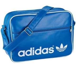 adidas Tasche Originals Adicolor Airliner Bag blue bird/white