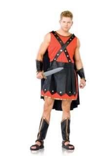 Roman Gladiator Kostüm 5 teilig   83570  Bekleidung