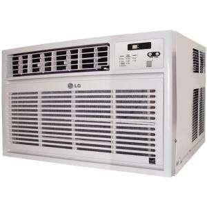 LG Electronics 14,500 BTU 115v Window Air Conditioner with Remote