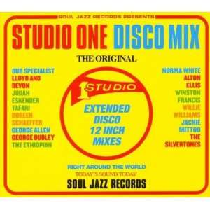 Studio One Disco Mix Soul Jazz Records Presents, Various