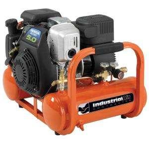 Industrial Air Contractor 4 Gallon Portable Gas Air Compressor
