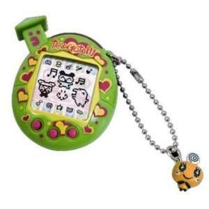 Tamagotchi Familitchi Connexion Version 5 grün  Spielzeug