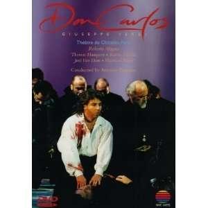 Giuseppe Verdi   Don Carlos / Alagna, Hampson, Mattila, van Dam, Meier