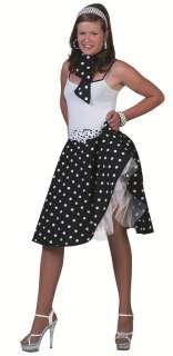 TELLERROCK SCHWARZ Rock`n Roll Rock Kostüm 50er Jahre Damen 34 36 38