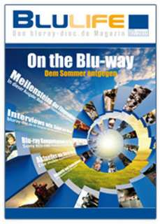blu ray BluLife Magazin das bluray disk Magazin 02 Q /2011 in