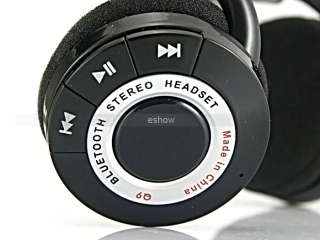 A2DP Stereo Bluetooth Headset Music for Sports phone