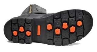 DIVIDSON Boots Side Light 5 Buckle 10 Rock Boot 91687 Men Size