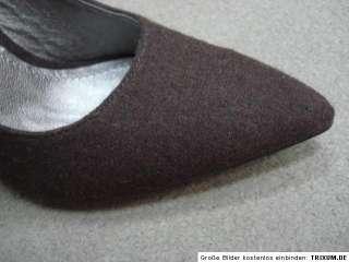 damen schuhe pumps high heels braun 36 38 39 40 37 41 shoes