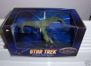 Star Trek Hot Wheels Klingon Bird of Prey