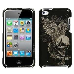 HARD Protector Case Snap on Phone Cover for Apple iPod Touch 4