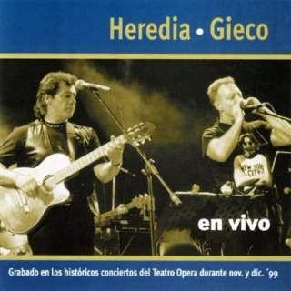 Gieco Y Heredia En Vivo Leon Gieco