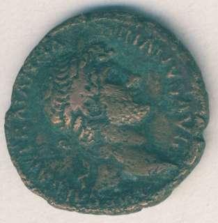 Roman Republic/Empire HADRIANUS 117 138 As