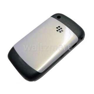 New Blackberry Curve 8530 White Full Housing Cover Case Keypad + Part