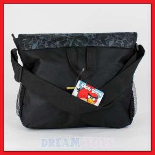 Angry Birds Messenger Bag   School Backpack Shoulder Red Iphone Rovio