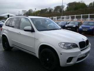 2011 (11) BMW X5 xDrive 40d M SPORT Diesel Auto 7 Seat