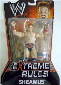 SHEAMUS WWE MATTEL PPV 10 (EXTREME RULES) ACTION FIGURE TOY