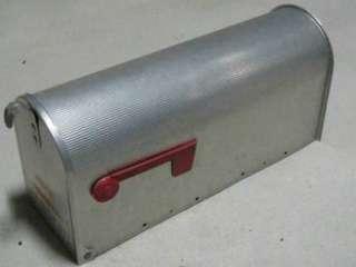 US Mail Briefkasten (Alu) in Nordrhein Westfalen   Mülheim (Ruhr