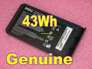 New Genuine Battery Dell Latitude 110L P5413 312 0334