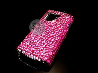 DIAMOND BLING BACK CASE COVER for LG VIEWTY SNAP GM360