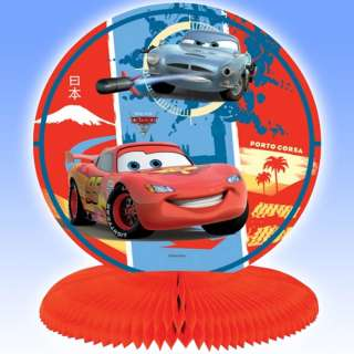 10 Disney CARS 2 Party Table Centrepiece Decoration