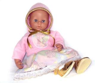 Precious Moments Annabell Baby Born Chou, Dolls Clothes
