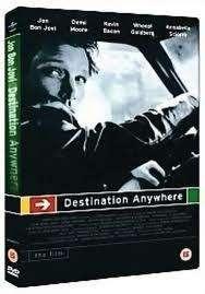 DVD JON BON JOVI DESTINATION ANYWHERE THE FILM SEALED